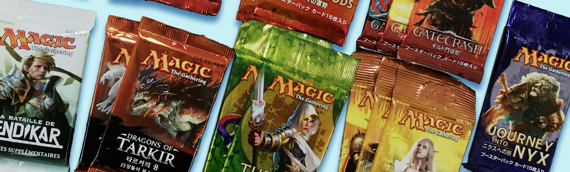 Foreign Booster Pack Bundle