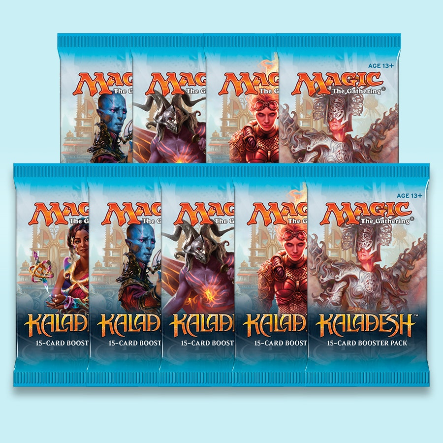 Foreign Kaladesh Booster (9-Pack)