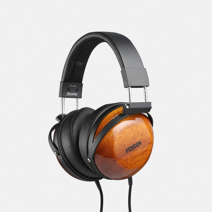 Massdrop x Fostex TH-X00 Audiophile Headphones