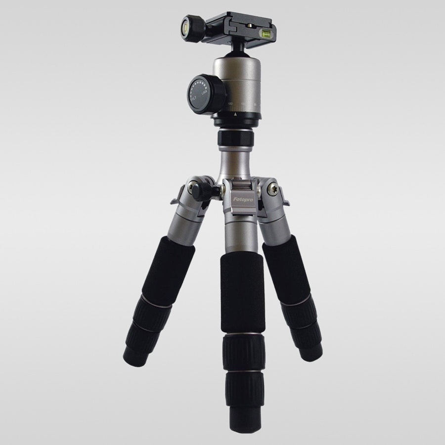 Fotopro CT-4A Combo Tripod/Monopod & Head