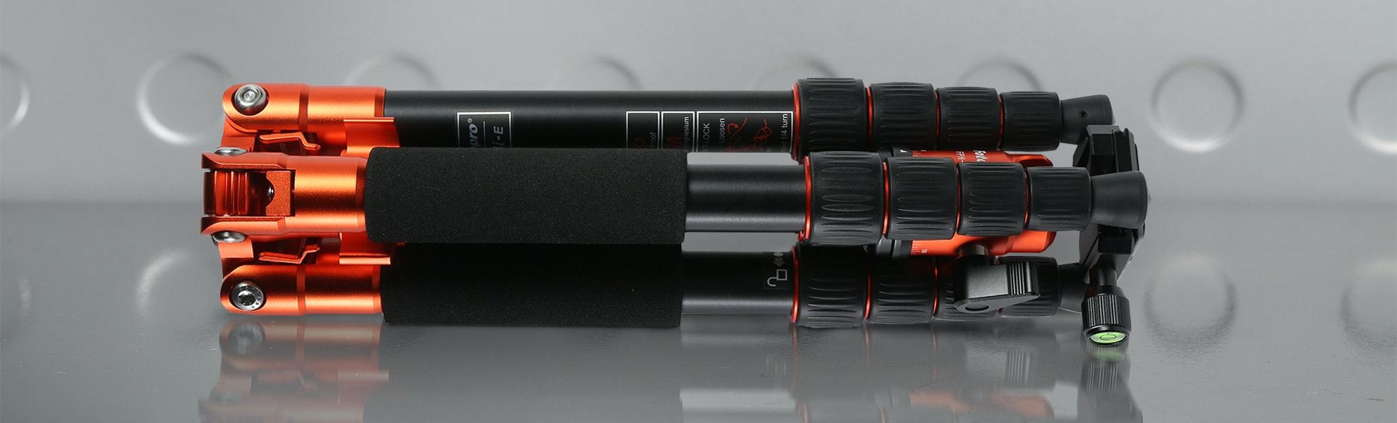Fotopro X4I-E Aluminum Tripod w/ Head