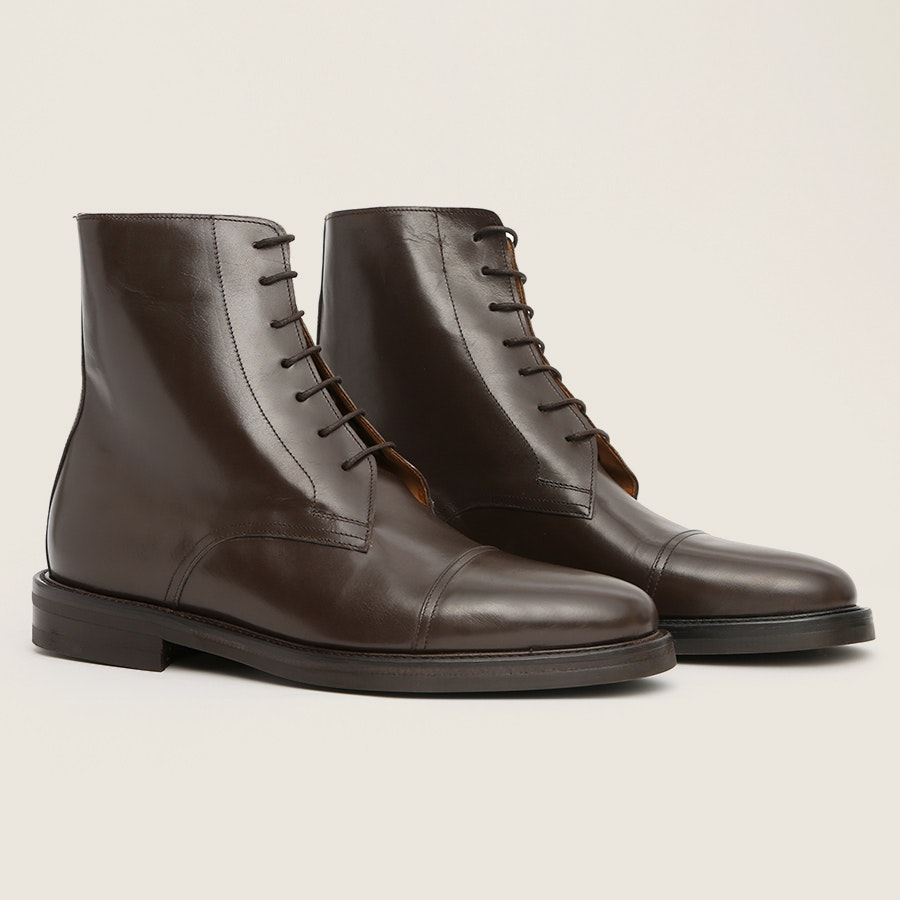 Founders Footwear Cap-Toe Boots