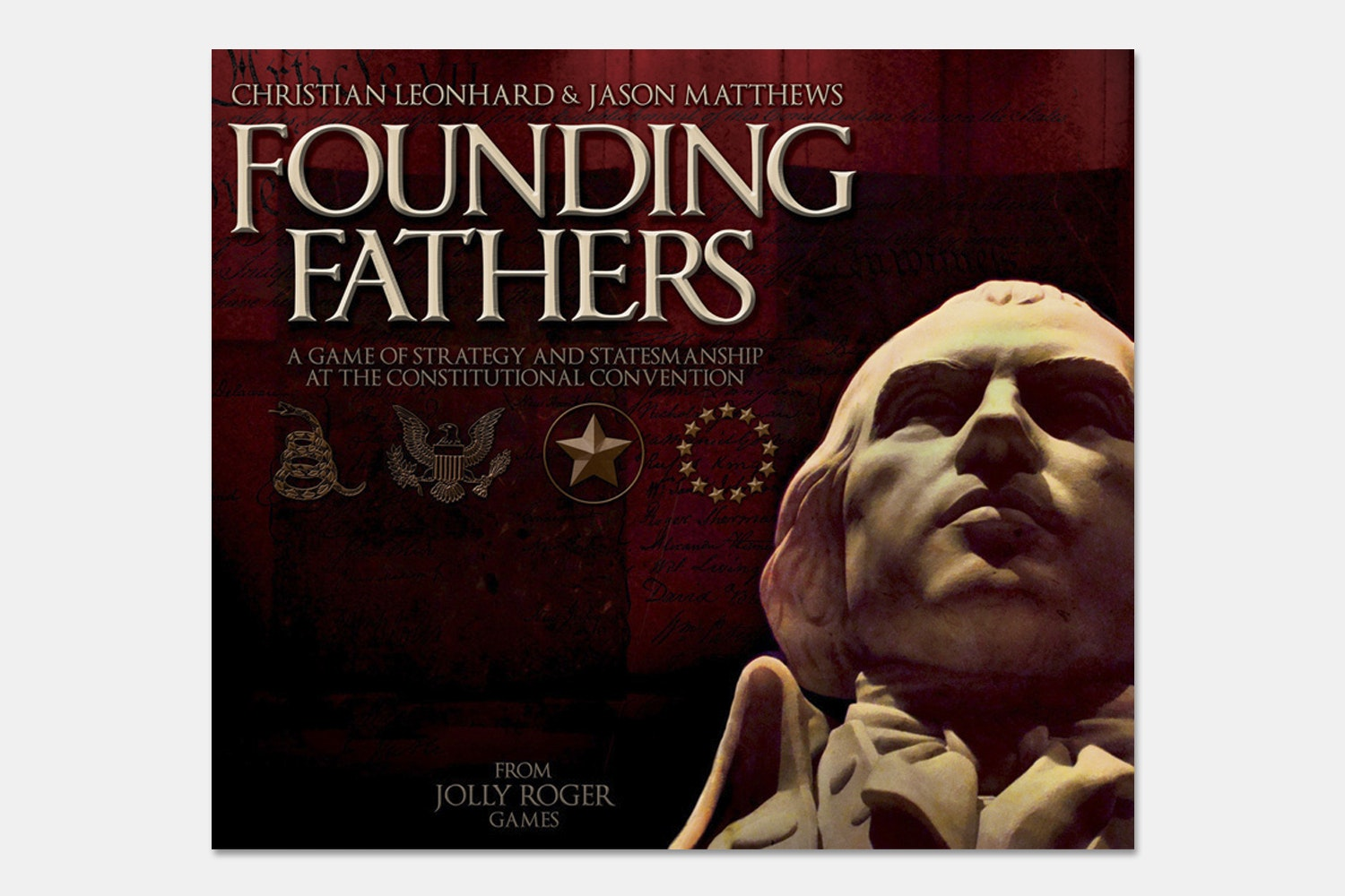 Founding Fathers Board Game
