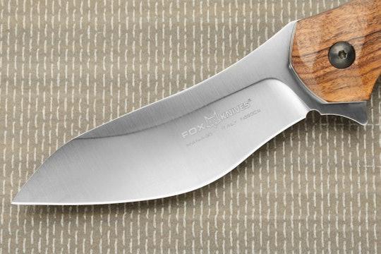 FOX Knives FX-302 Jens Ansø Flipper w/ N690 Blade