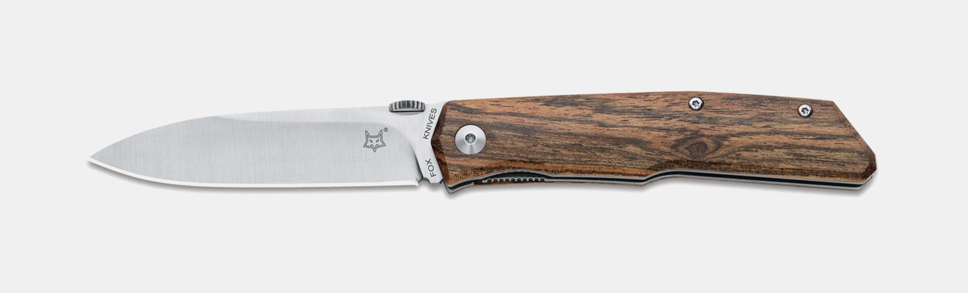 Fox Terzuola Folding Knives