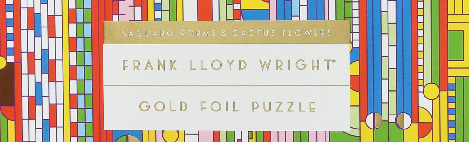 Frank Lloyd Wright Puzzle Bundle