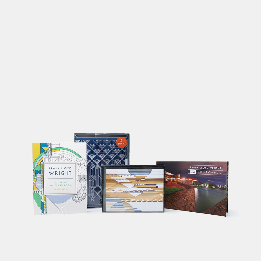 Frank Lloyd Wright Notecard Bundle