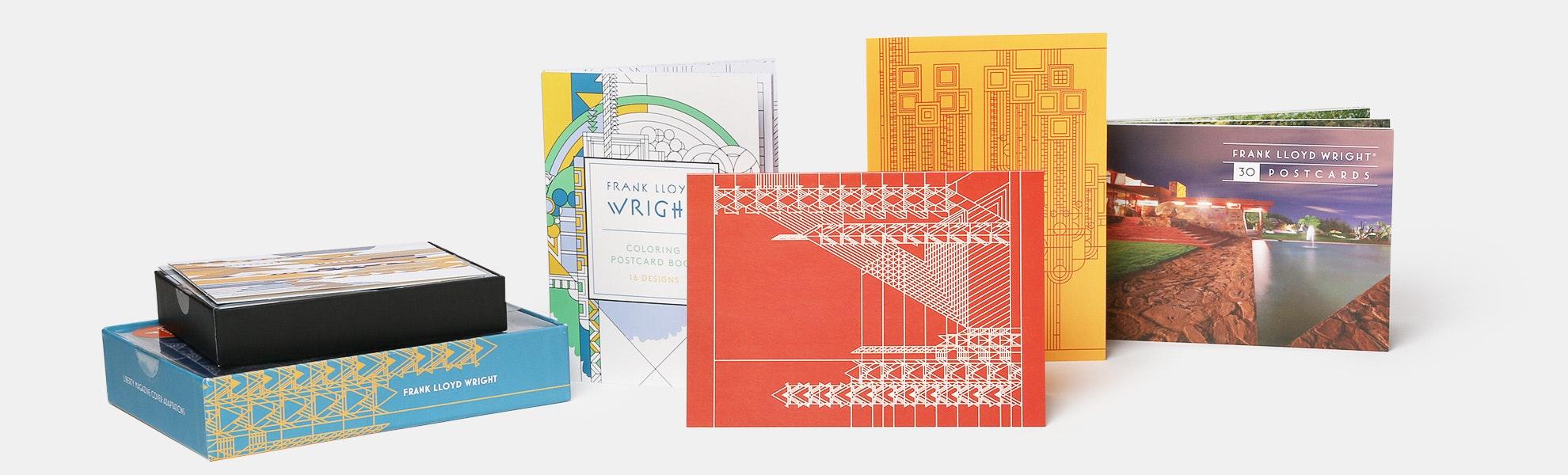 Frank Lloyd Wright Notecard Bundle