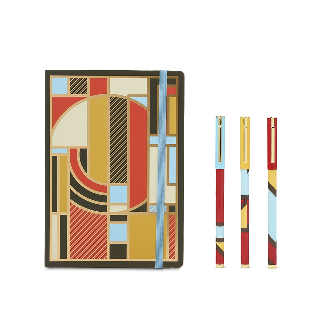 Frank Lloyd Wright Planner Set