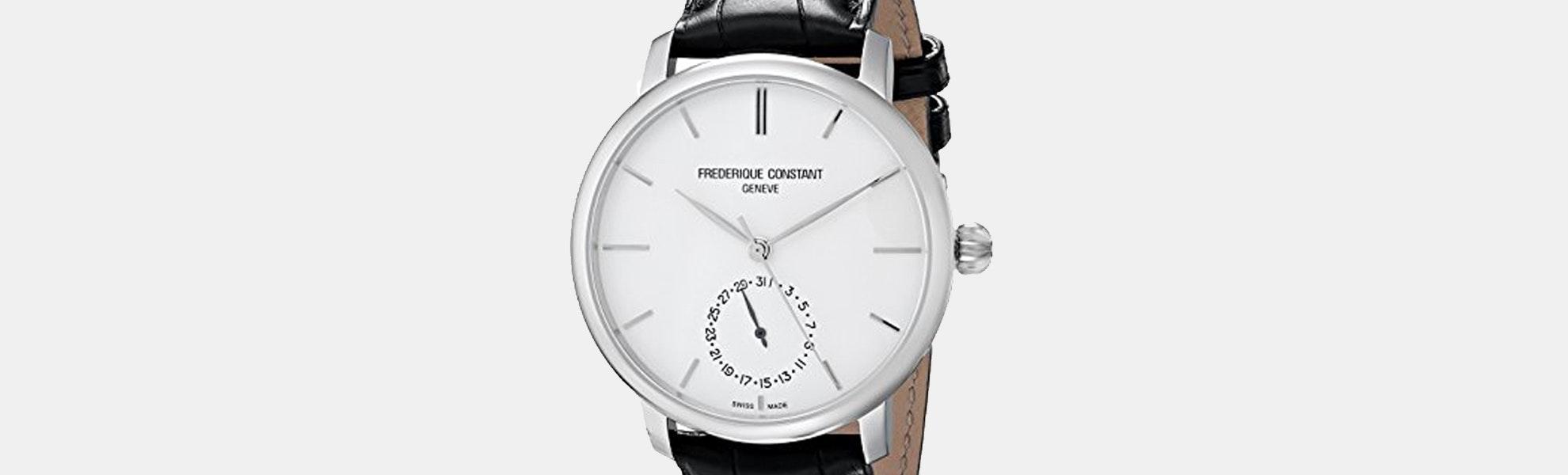 Frédérique Constant Slim Line Automatic Watch
