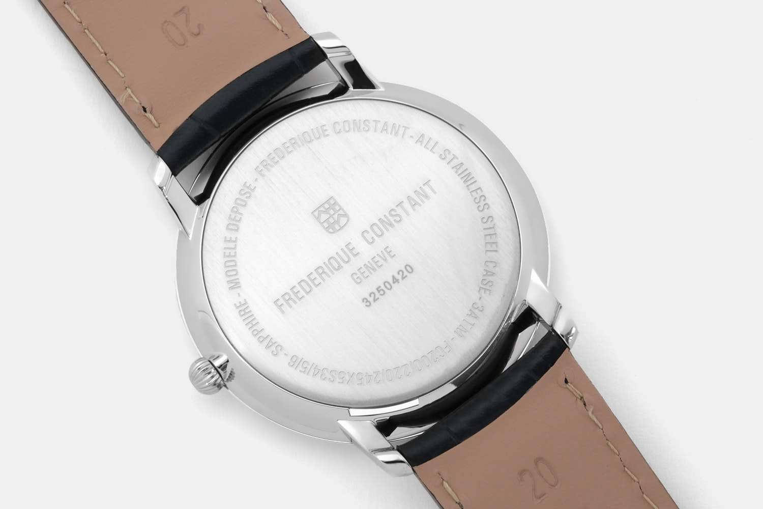 Frédérique Constant Slim Line Quartz Watch