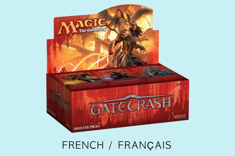 French Gatecrash Booster Box