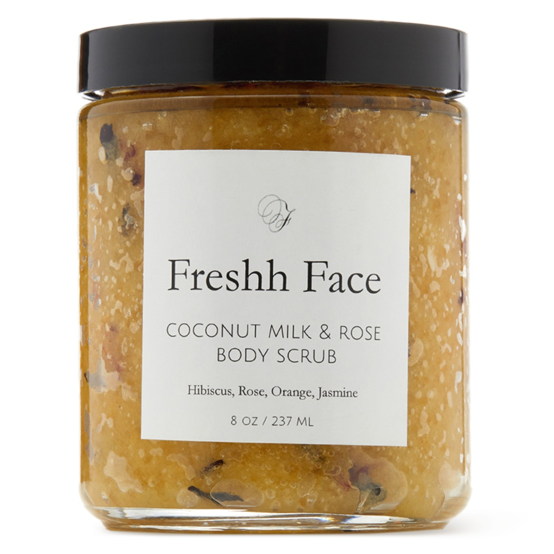 Freshh Face Body Scrub