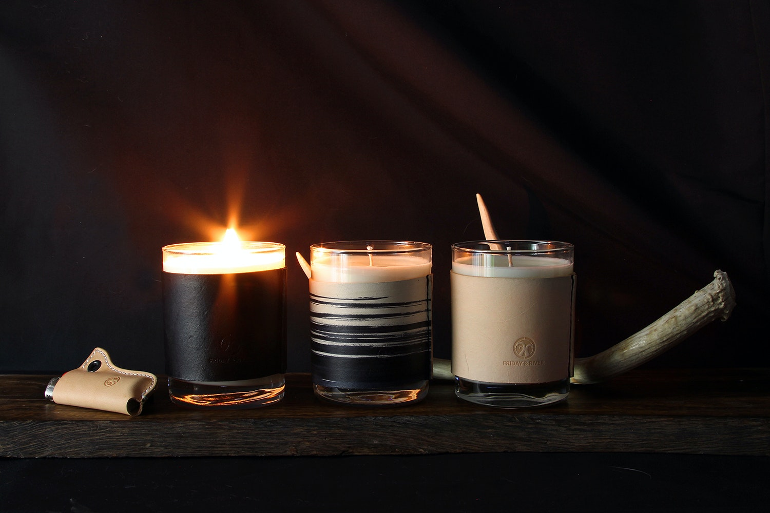 Friday & River Candles