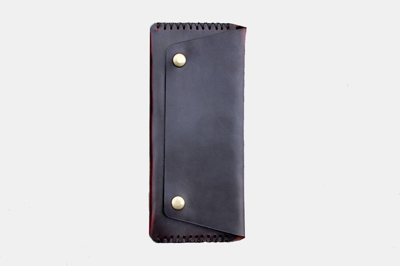 Long Wallet – Brown (+ $10)