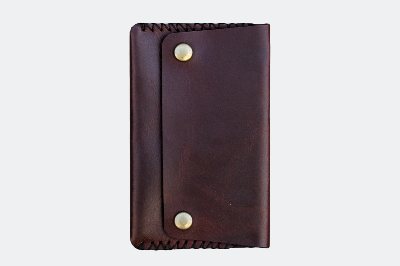 Mid Wallet  – Brown