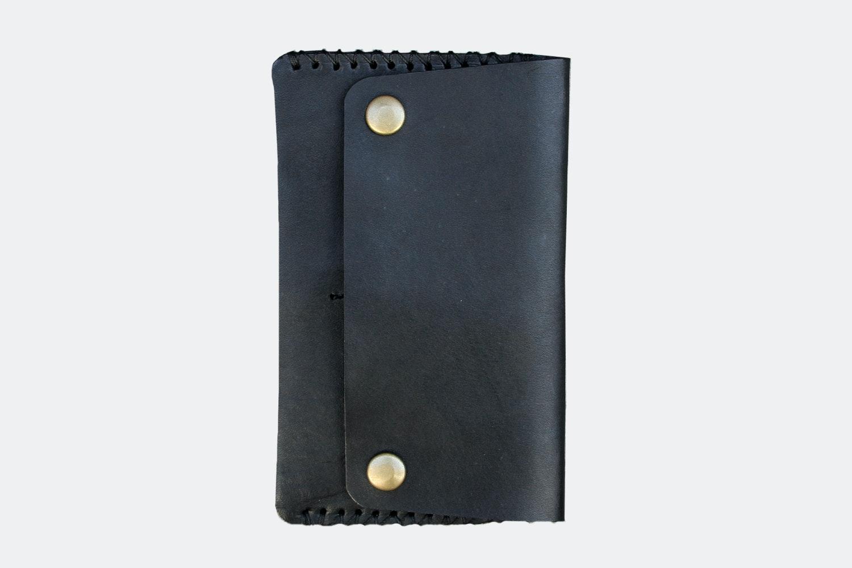 Mid Wallet  – Black