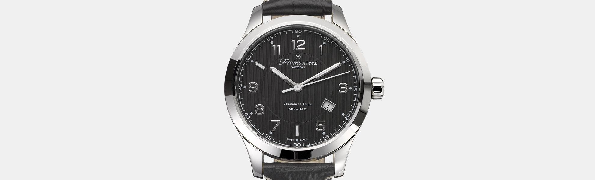 Fromanteel Generations Abraham Quartz Watch