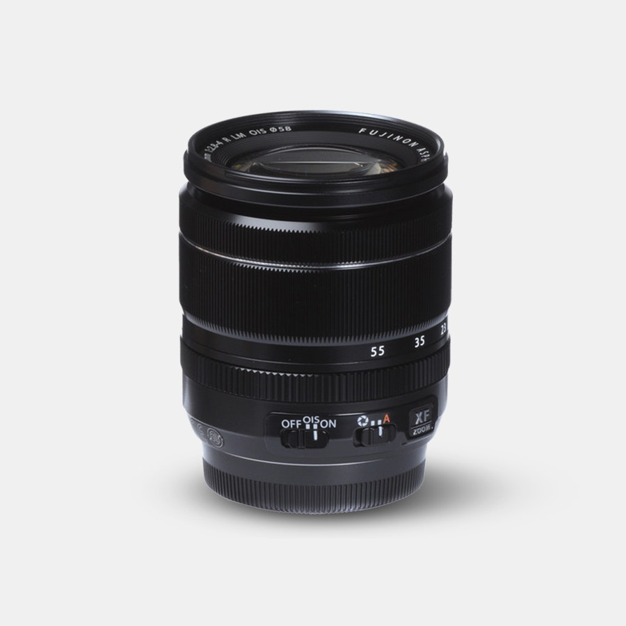 Fujifilm Fujinon XF 18–55mm F2.8–4 R LM OIS Lens