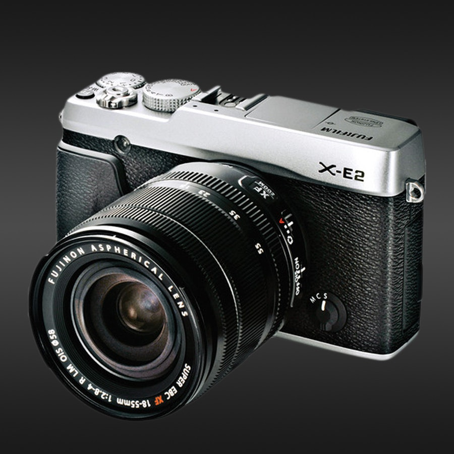 Fujifilm X-E2 with 18-55mm OIS Lens (Refurbished)