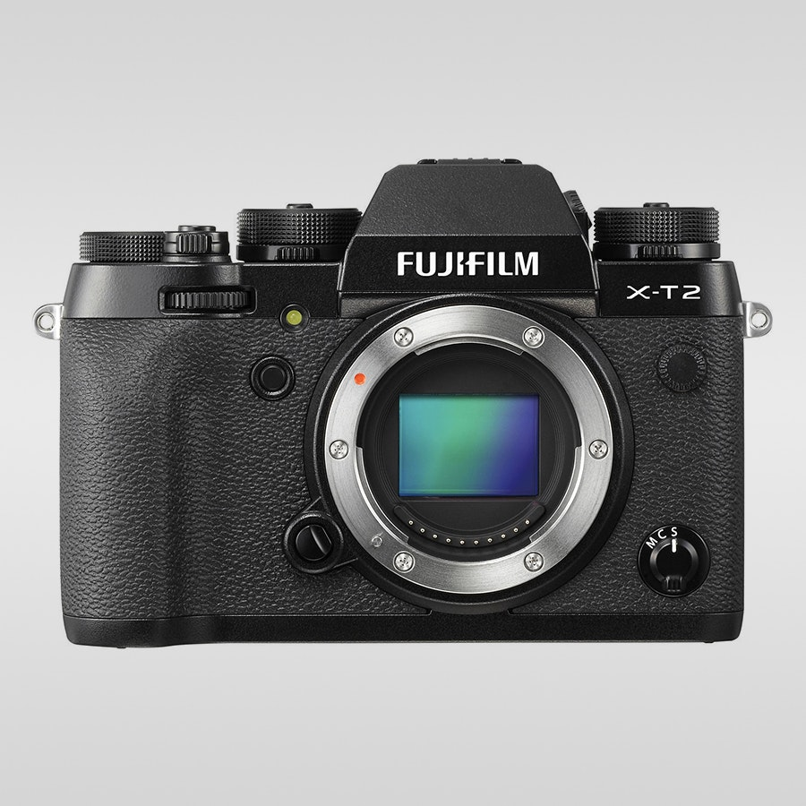 Fujifilm X-T2 Mirrorless Camera Body
