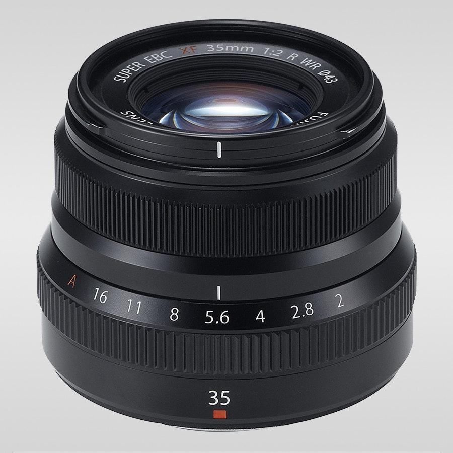 Fujifilm Fujinon XF 35mm f/2 R WR Lens