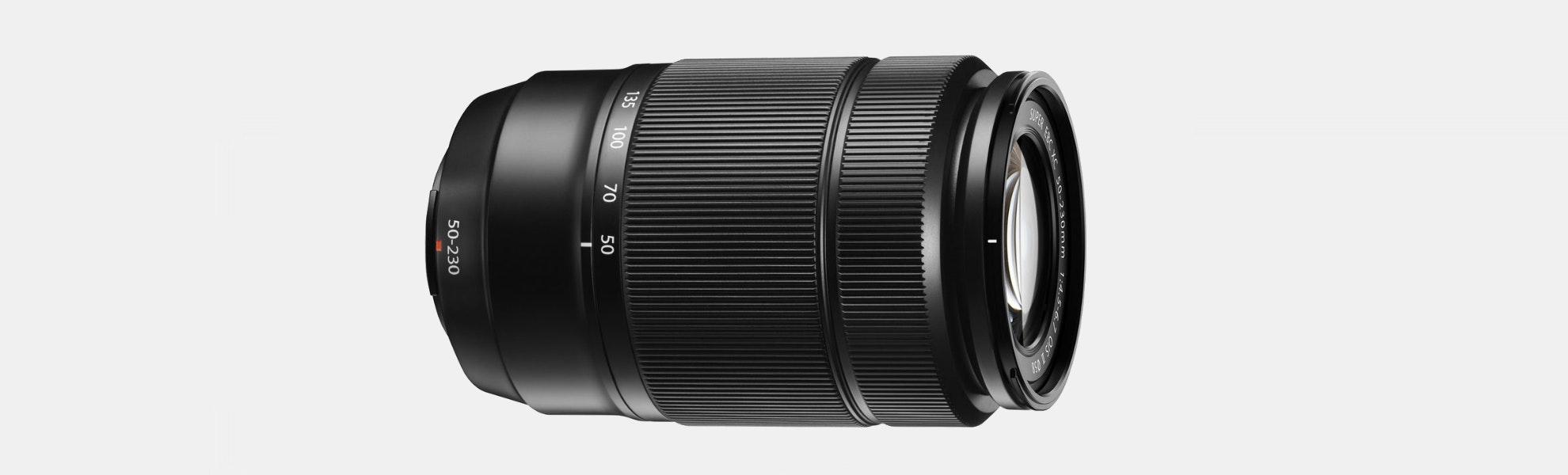 Fujinon XC 50–230mm F4.5–6.7 OIS II Lens