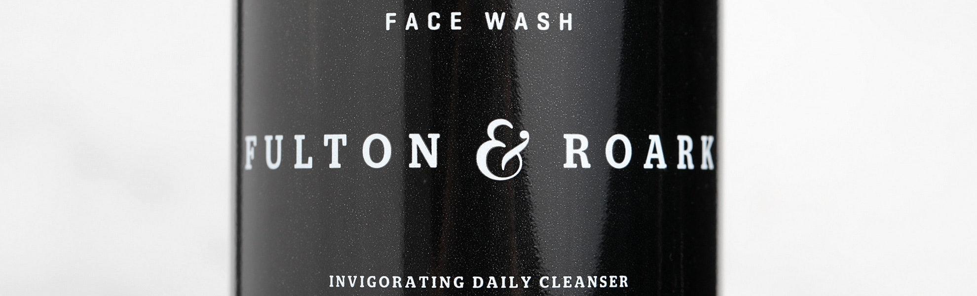 Fulton & Roark Face Wash