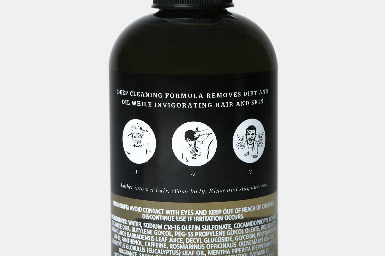 Fulton & Roark 2-in-1 Shampoo & Body Wash (2-Pack)