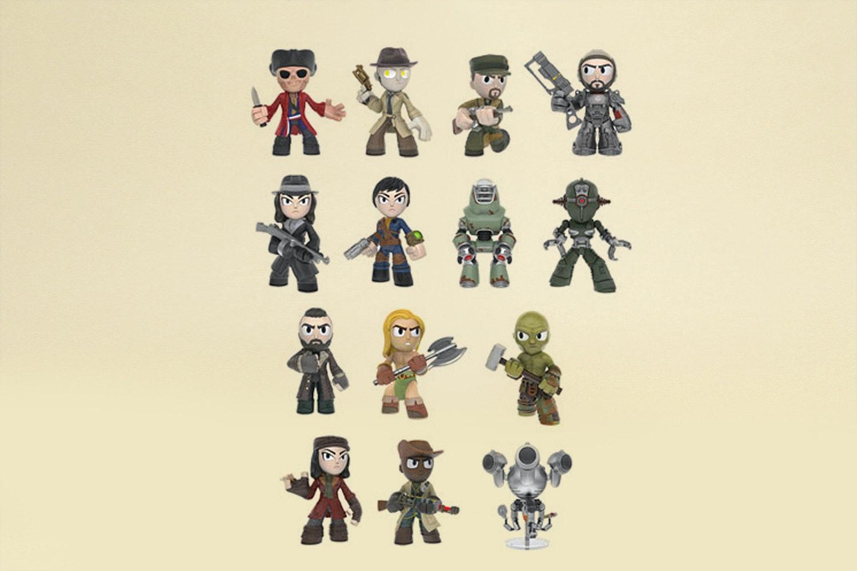 Funko Mystery Mini's Fallout 4 Preorder