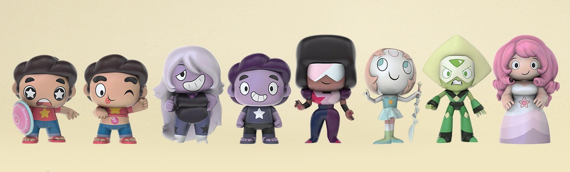 Funko Mystery Minis Box: Steven Universe