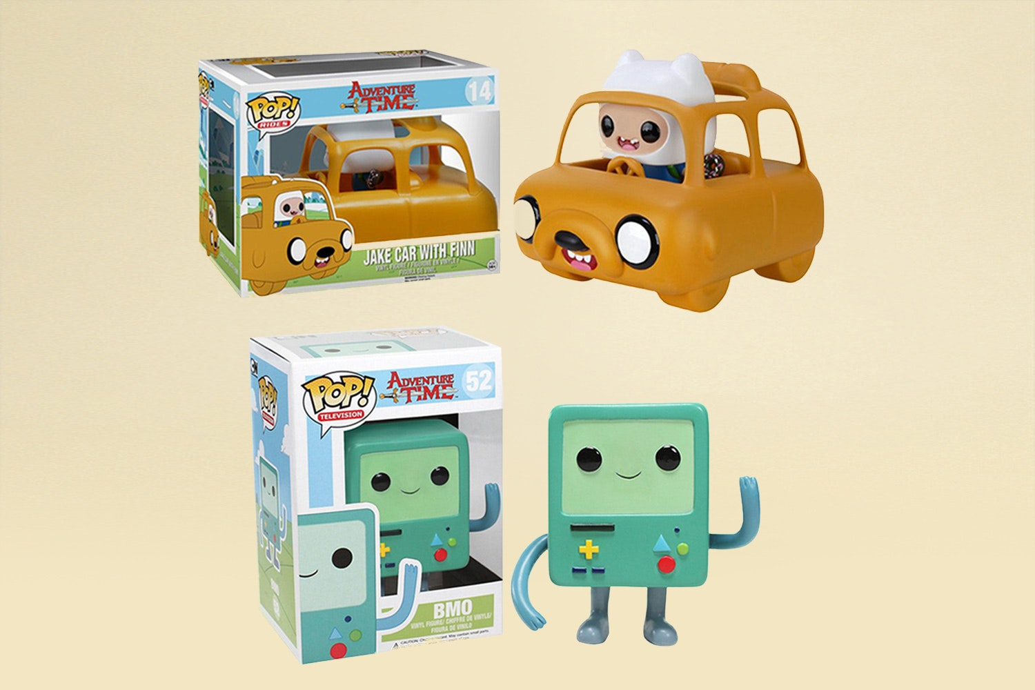Funko Pop! Adventure Time Bundle