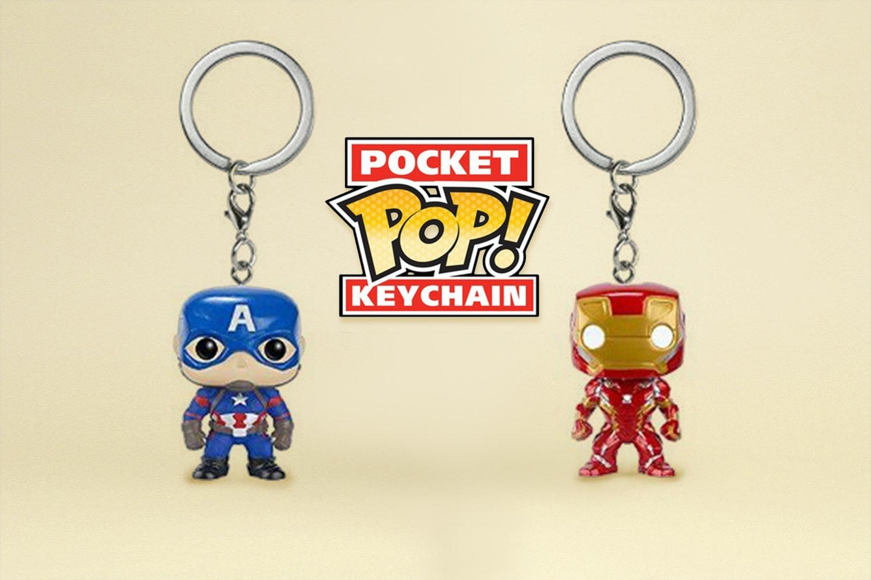 Funko POP! Avengers Civil War Set (4-Pack)