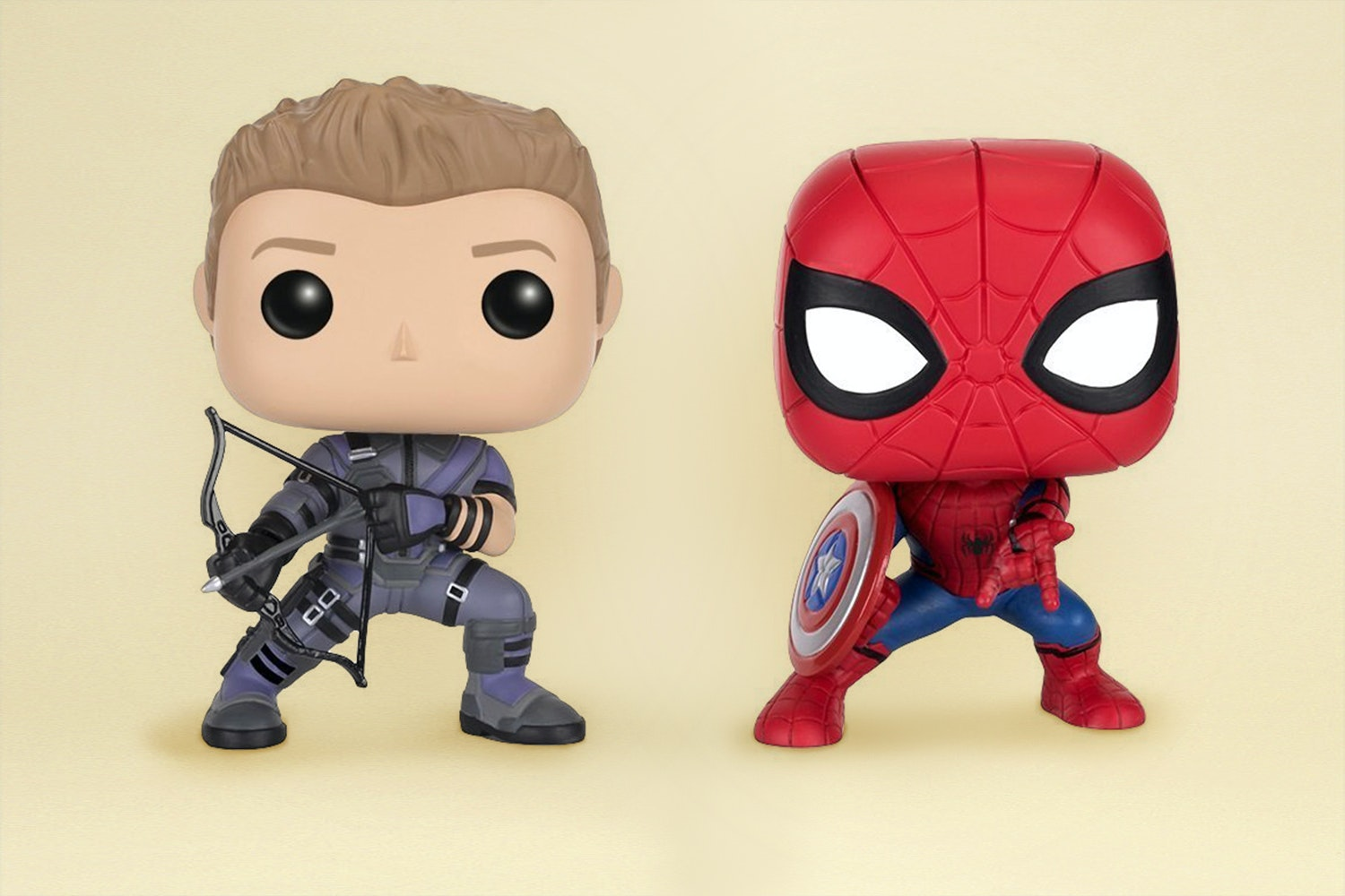 Funko POP! Avengers Civil War Set (4-Pack)