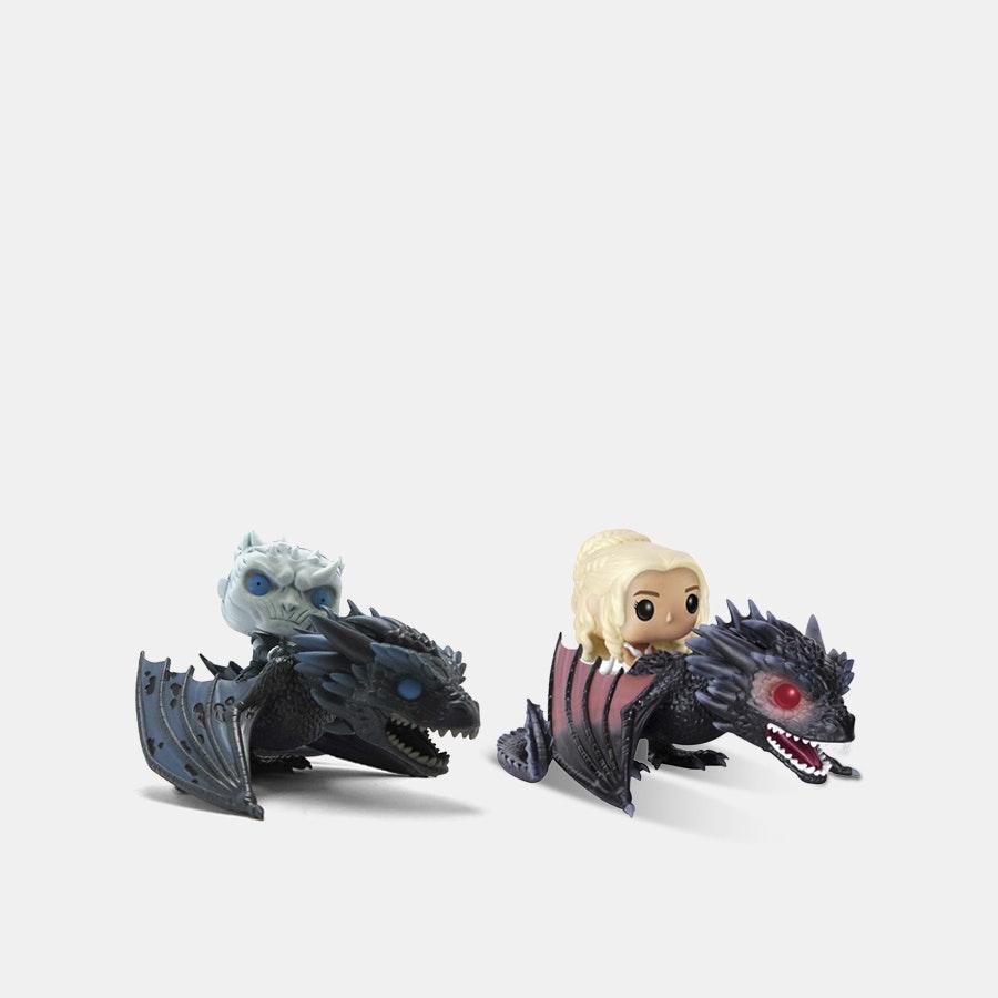 Funko POP! Rides Game of Thrones Dragons Bundle
