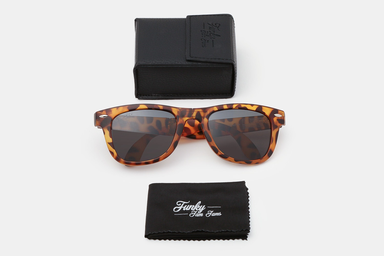 Funky Jam Foldable Polarized Sunglasses