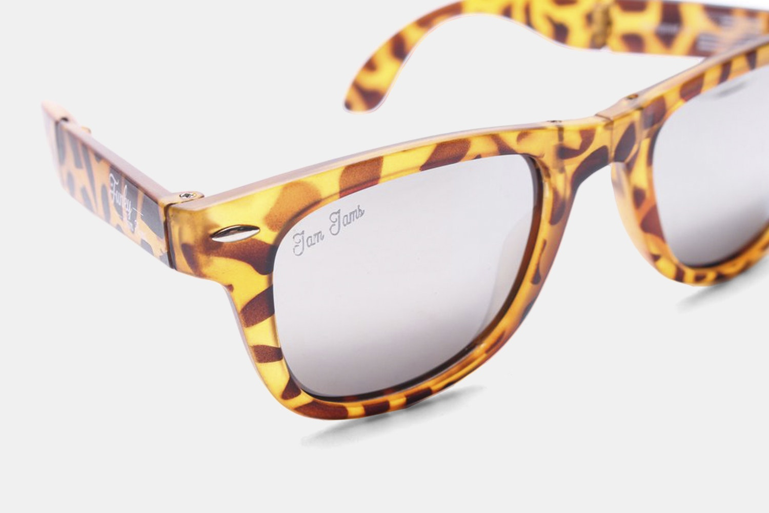Bond Approved - Tortoise Shell - Silver