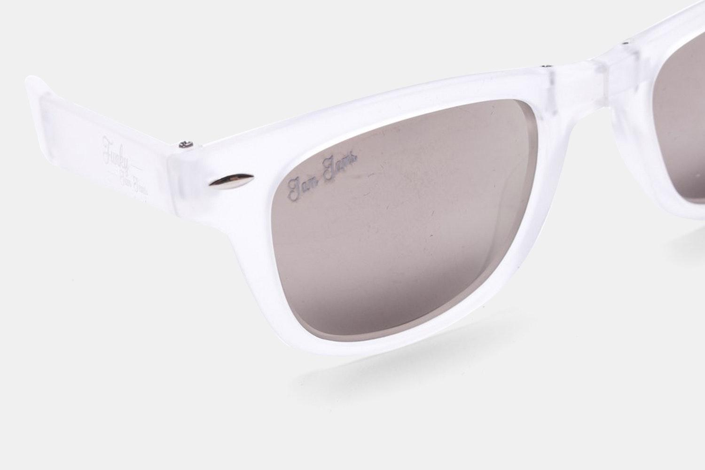Chameleon - Clear - Silver Lens