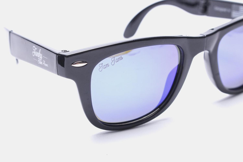 Classic - Gloss Black - Blue