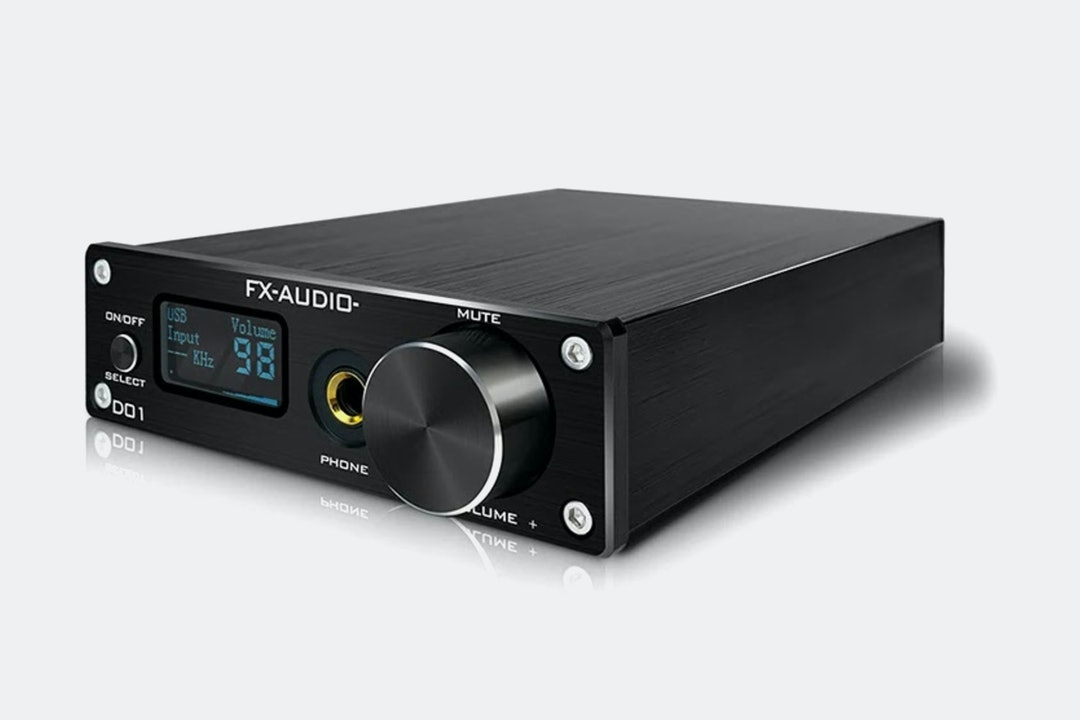 FX Audio D01 DAC/Amp