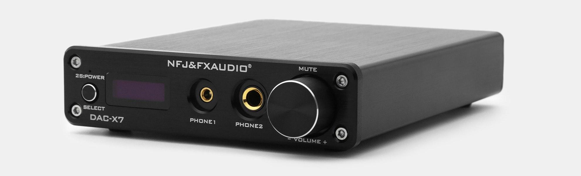 FX Audio DAC-X7 DAC/Amp