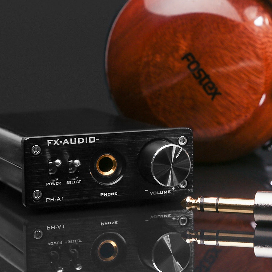 FX Audio PH-A1 Headphone Amp