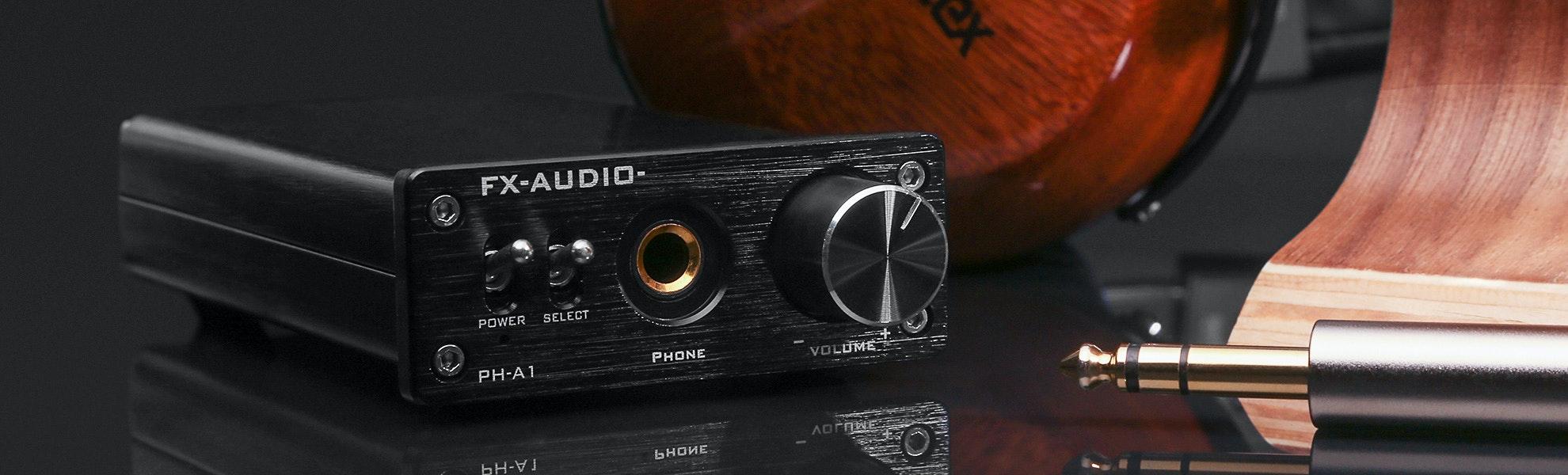 FX Audio PH-A1 Headphone Amp