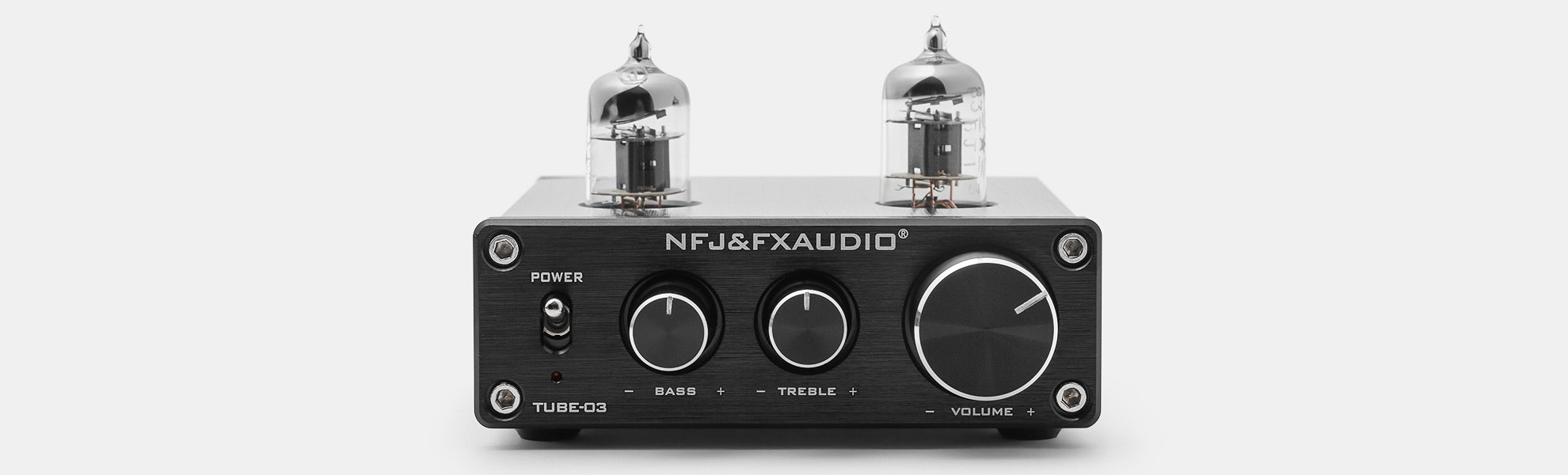 FX Audio TUBE-03 Preamp Buffer
