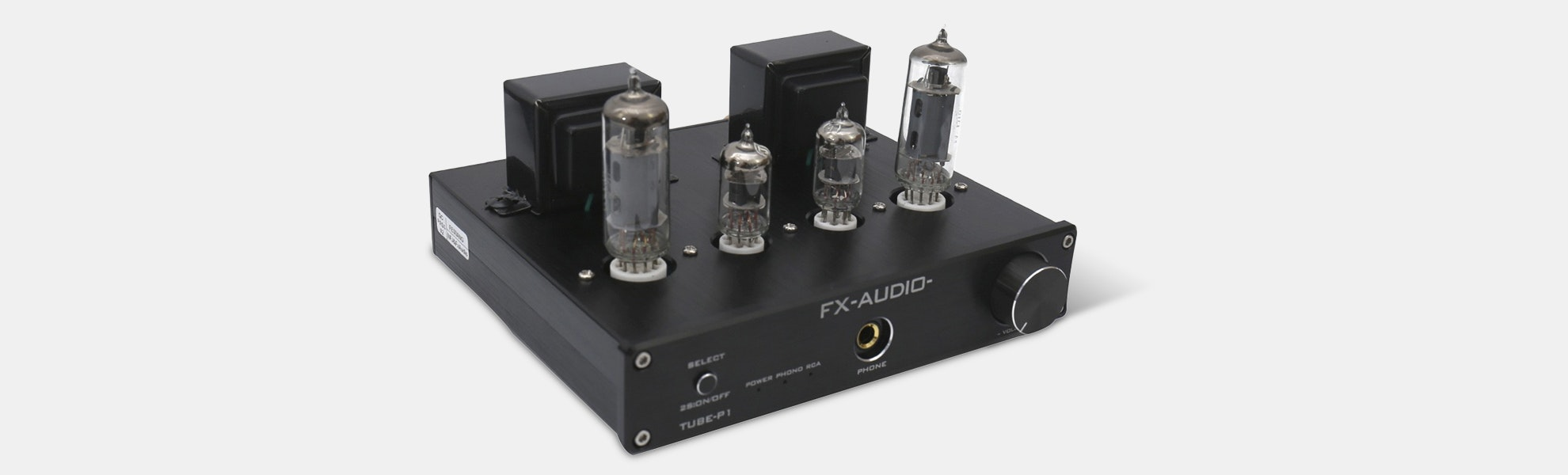 FX Audio Tube-P1 Amplifier