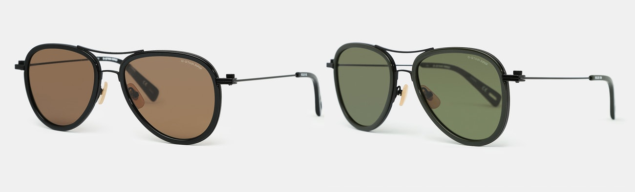 9cdb94b63d G-Star Raw Double Sniper Sunglasses