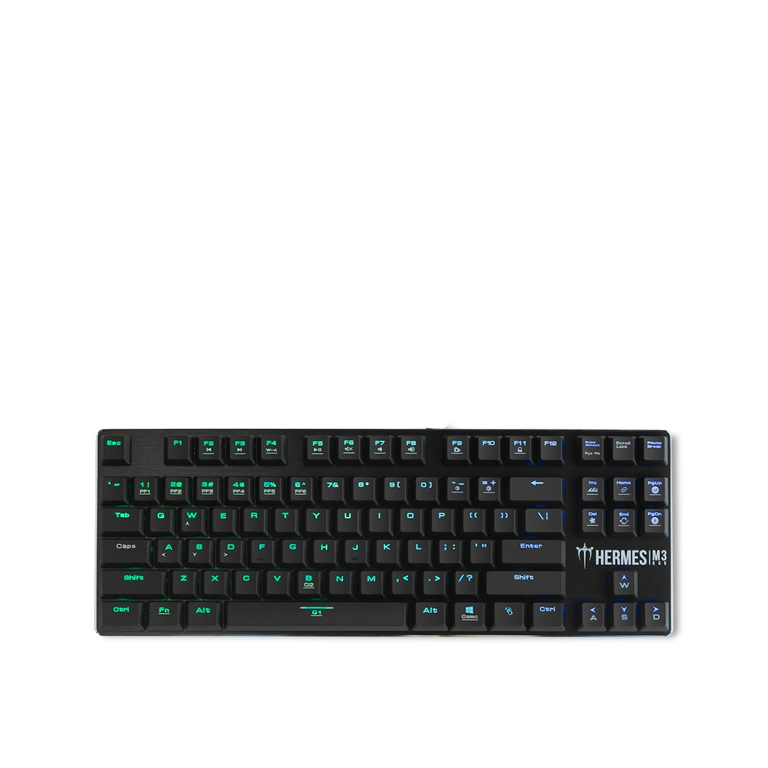 Gamdias Hermes M3 RGB Low-Profile Gaming Keyboard