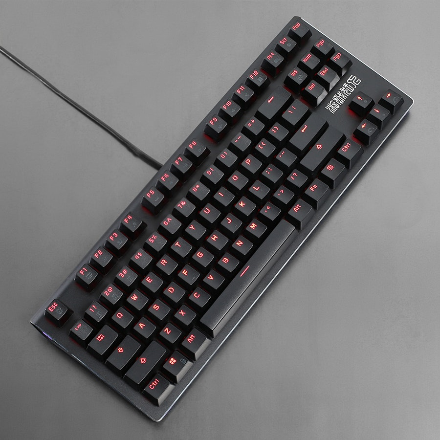 Game Madman G87 TKL Backlit Mechanical Keyboard