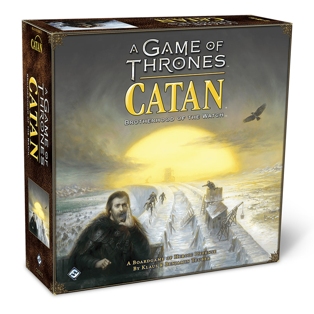 Game of Thrones Catan: Brotherhood of the Watch