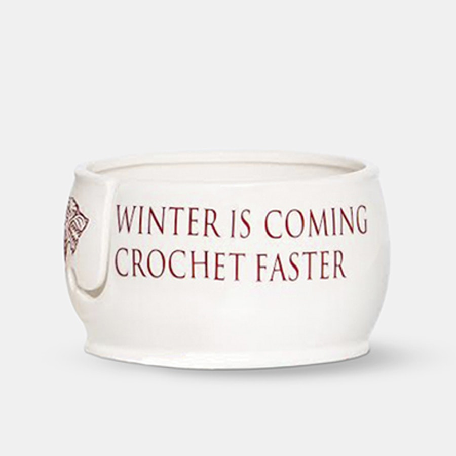 Game of Thrones Ceramic Yarn Bowl
